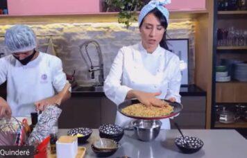 Comidas Típicas do Brasil   Culinária do Ceará - Chef Lia Quinderé